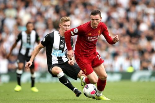 Andy Robertson reveals he 'locked himself away' prior to Newcastle win after Scotland criticism
