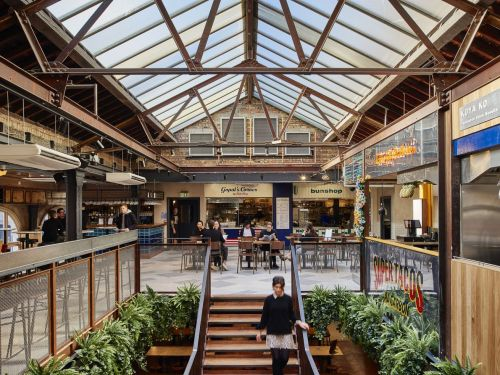 London's Biggest Food Hall Says Social Distancing Makes Reopening Impossible