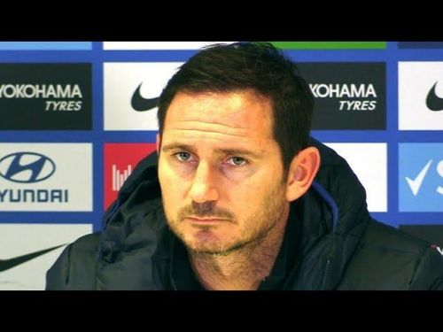 """: """"One goal always leaves a team in the game"""" - Lampard bemoans lack of killer instinct"""
