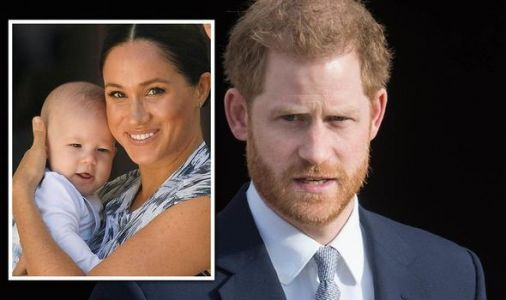 Archie comes first! Meghan Markle and Harry put littlest royal at heart of Megxit decision
