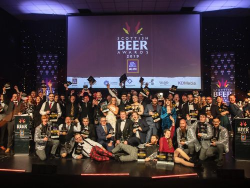 In pictures: Scotland's top brewers and beers crowned at 4th annual Scottish Beer Awards