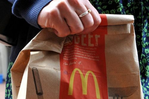McDonald's customer left in stitches after finding huge error with food order