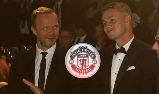 Man Utd duo Ed Woodward and Ole Gunnar Solskjaer change transfer plans for one player