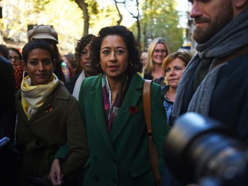BBC settles equal pay claim with Newswatch host Samira Ahmed