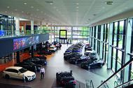 Government to allow car showrooms in England to open on 1 June