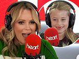 Amanda Holden's daughter reveals her famous mother often walks around their house completely NAKED