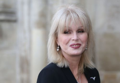 Joanna Lumley suggests wartime rationing to save planet from climate change