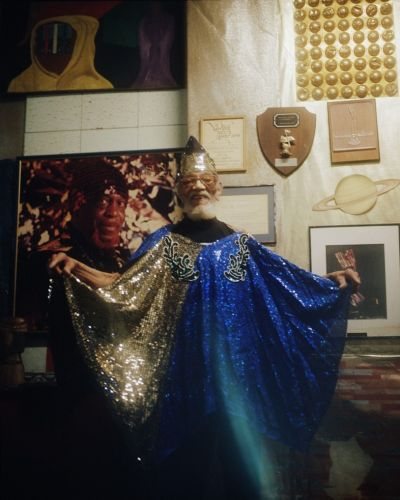 Tune in to a cosmic Sun Ra Arkestra gig this weekend
