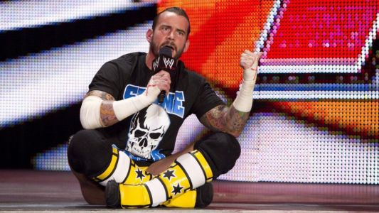 CM Punk tells Samoa Joe WWE 'f***ed up and paid us' after shock release