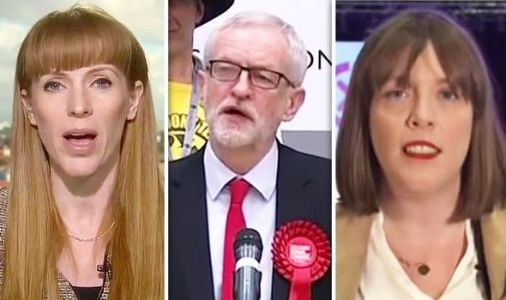 Corbyn GONE: Labour leader's replacement named after devastating election defeat