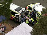 Truck driver charged after school holidays horror smash which killed a little girl in Sydney
