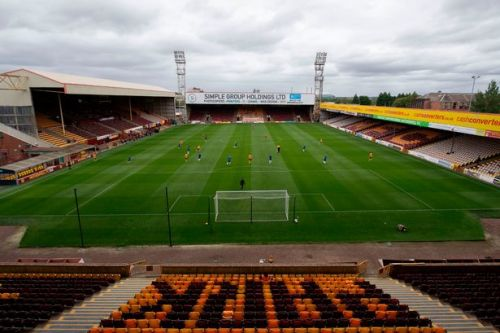Motherwell's Fir Park hit by storm damage ahead of Livingston clash
