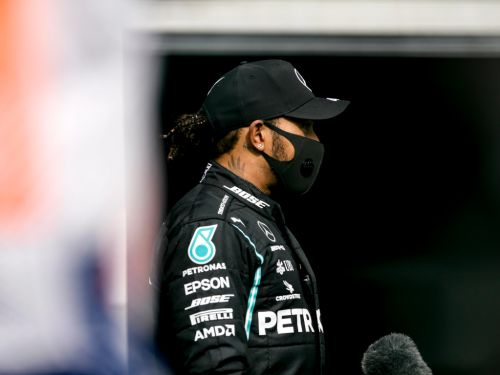 Hamilton 'closing in on £120m' Mercedes deal'