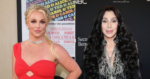 Cher calls on Britney Spears' father to stand down from role as conservator