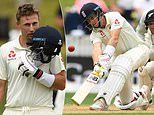 Joe Root makes DOUBLE century in England's second Test against New Zealand