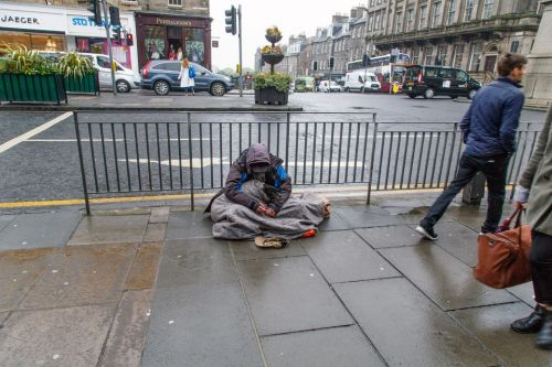 Self-Isolating Is Not An Option For The Homeless. Here's What They're Most Worried About