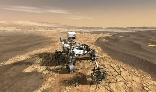 NASA unveils Mars Perseverance Rover instruments to search for alien life 'fingerprint'