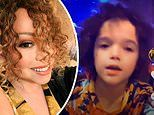 Mariah Carey denies her son's request to greet a fan on TikTok: 'Tell her I'm on a business call'