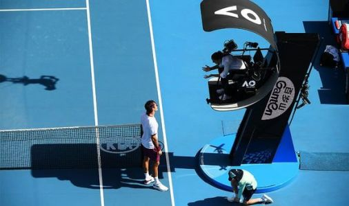 Roger Federer has Australian Open meltdown in shock outburst at umpire