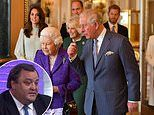 The Queen will step down when she reaches the age of 95, royal biographer claims