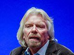 Sir Richard Branson putting £200m into Virgin Atlantic