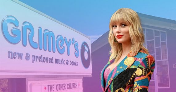 Taylor Swift financially supports Nashville record store and its staff's healthcare during coronavirus pandemic