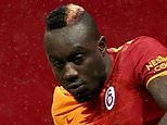 West Brom weigh-up Mbaye Diagne loan from Galatasaray as Sam Allardyce aims to bolster attack
