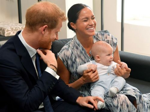 Prince Harry: Archie Inspired Me To Make The Planet A Better Place