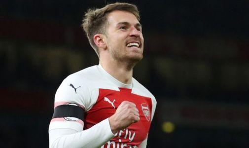 Arsenal's Aaron Ramsey signs four-year Juventus deal worth £400,000 per week