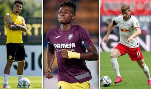 Transfer news LIVE: Man Utd Sancho latest, Werner Liverpool request, Chelsea decision