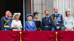 This member of the royal family is the most popular in the UK