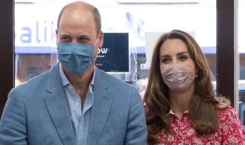 Kate and Prince William's work put up for sale on eBay - 'Rather strange'