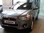 Mitsubishi recall for 2015 ASX and 2016 Outlander due to brake fears