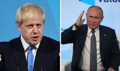 Boris throws down gauntlet to Putin as Russia snubs UK in high-stakes phone call
