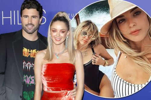 Brody Jenner moves on from Kaitlynn Carter drama with model 14 years his junior