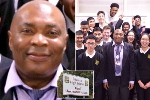Teacher dubbed 'maths whisperer' as entire class gets A* GCSEs - 6 months early