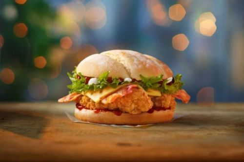 "McDonald's accused of ""cultural appropriation"" over new Jerk Chicken Sandwich"