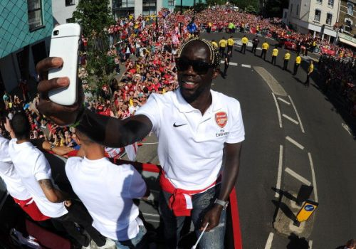 Bacary Sagna takes fresh dig at Arsenal chiefs and stands by 'circus' claim