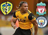 Liverpool and Man City 'set to battle it out for Wolves star Adama Traore with Leeds priced out'