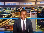Zambian TV anchor interrupts live bulletin to complain that he and his colleagues have not been paid