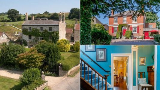 The most popular Bridgerton style homes for sale in the UK