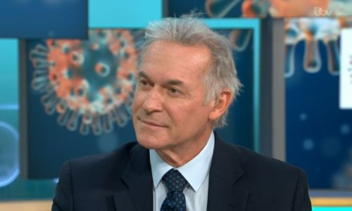 Dr Hilary Jones announces break from Good Morning Britain after four months of coronavirus coverage