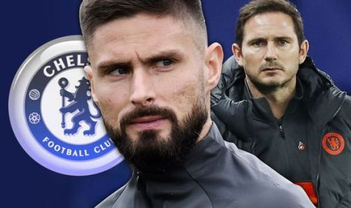 Olivier Giroud gives Chelsea transfer problem as Inter Milan and Crystal Palace hesitate