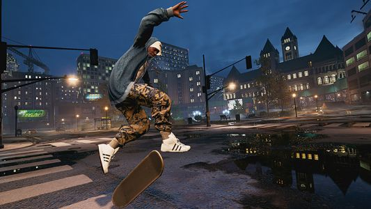 Tony Hawk's 1 + 2 remaster soundtrack gets 37 new songs, and you can stream it now