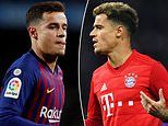 Bayern Munich 'will not exercise purchase option on Philippe Coutinho'