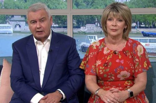 Eamonn Holmes and Ruth Langsford 'not afraid to start TV war' over axing rumours
