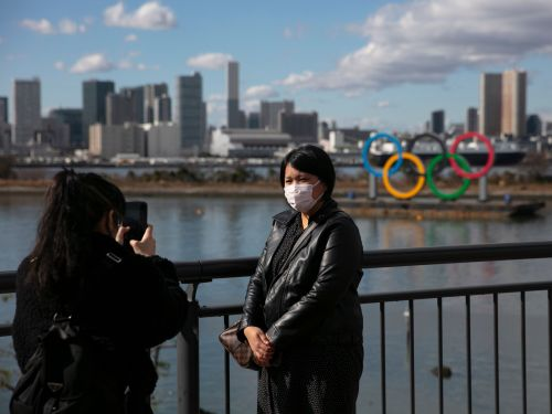 Tokyo Olympics organizers says there is no 'Plan B' for 2020 summer games amid coronavirus fears