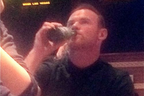 Rodallega recalls seeing Rooney 'drinking like a madman' on nights out