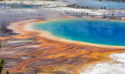 Yellowstone volcano will give off 'lots of signs' before eruption