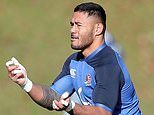Injury-plagued Manu Tuilagi is OUT of England's squad for summer Tests against USA and Canada